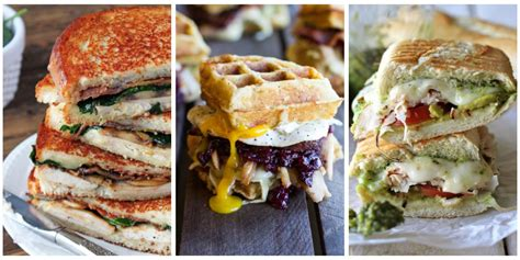 20 best leftover turkey sandwich recipes what to make with leftover turkey