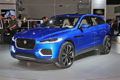 2016 jaguar f pace suv review release date price engine