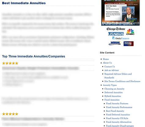 best annuity best three immediate annuities form annuity guys 174