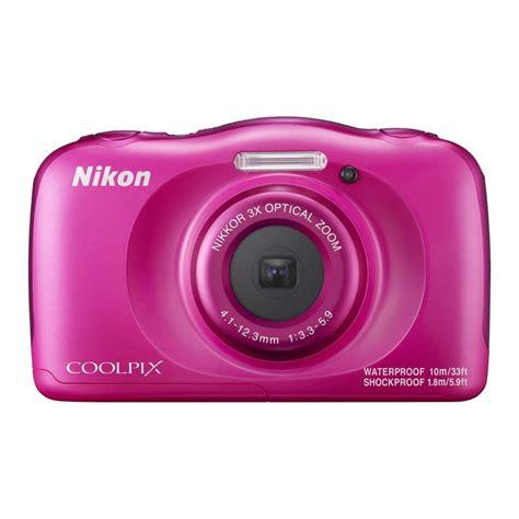 Kamera Nikon W100 nikon coolpix w100 waterproof pink nikon cameras