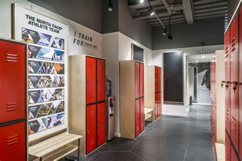 shop by room retail design blog the north face 174 flagship store by
