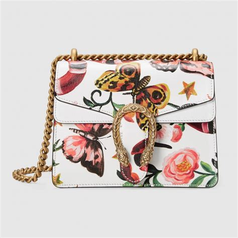Gucci Floral White Pattern 2017 top 10 selling products by gucci design trends premium