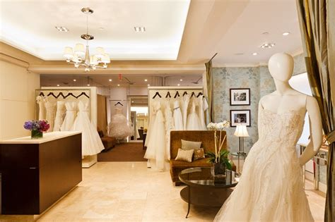 Bridal Salon by An With Ingram Owner Of New York S Most