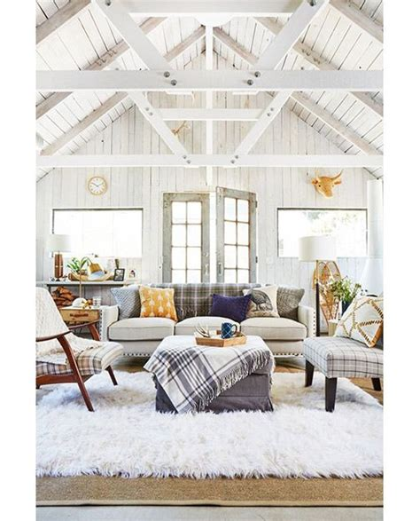 Grange Cocooning by La D 233 Co En Mode Cocooning Deco Home Maison D 233 Co