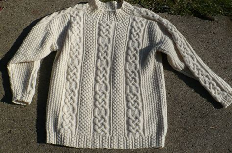 Handmade Sweaters From Ireland - knit sweater archives