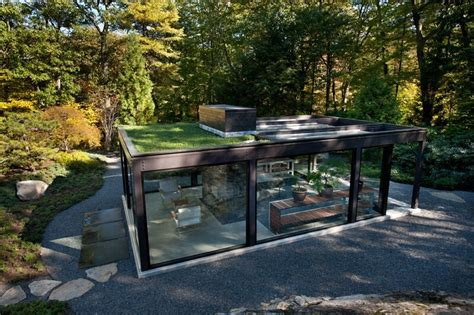 Mäuse Im Haus 4972 by Glass House In The Garden Is A Luxurious Place