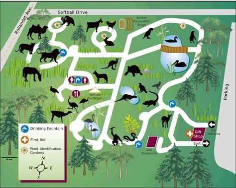 zoo design guidelines student resources