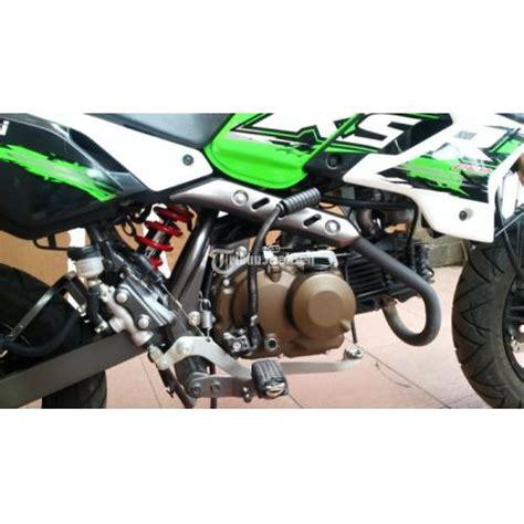 Jual Kawasaki Ksr kawasaki ksr pro 110 tahun 2014 original mesin halus pajak
