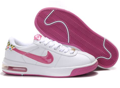 pink nike shoes nike air max womens shoes bw white pink