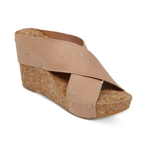lucky brand wedge sandals lucky brand miller2 platform wedge sandals in pink blush