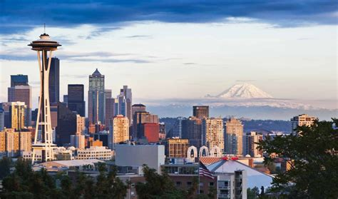 Of Seattle Seattle Tours Sightseeing Activities And Attractions In