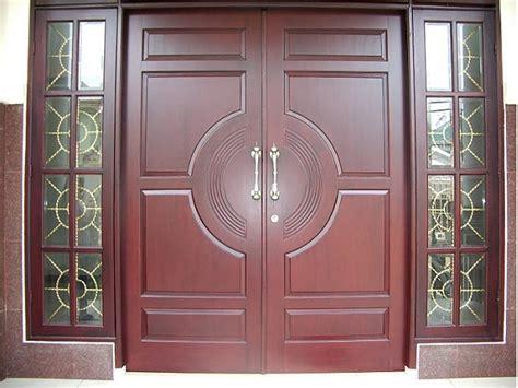 desain pintu rumah  daun terbaru  desain cantik