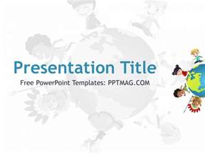 Custom Powerpoint Templates Free by Free Culture Powerpoint Template Pptmag