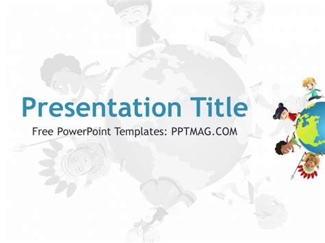 different powerpoint templates free culture powerpoint template pptmag