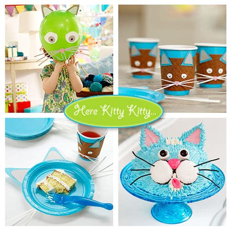 cat themed decorations cat themed birthday living locurto