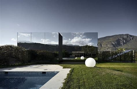Home Living Decor peter pichler s invisible mirror houses