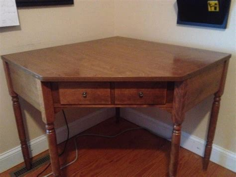 Ethan Allen Corner Desk For Sale Classifieds Corner Desk For Sale