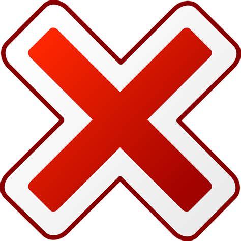imagenes png rojo vector gratis rojo cruz cancelar cancelado imagen