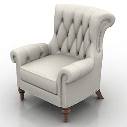 Free Armchairs by 3d Chairs Tables Sofas Armchair 2 N220210 3d Model Gsm 3ds For Interior 3d