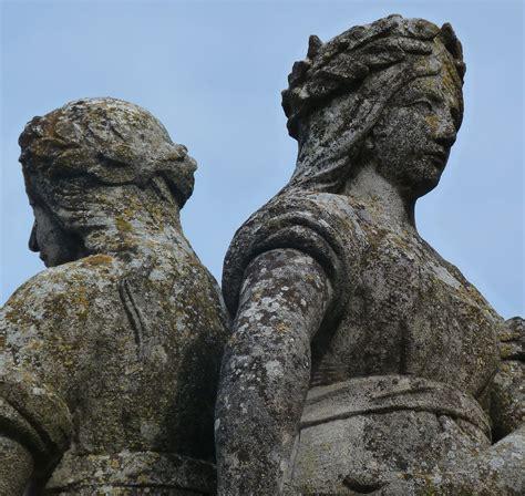 deborah lawrenson stone statues