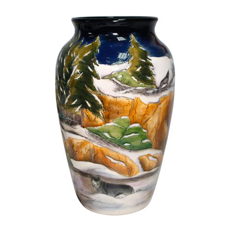 Handy Pantry Bohemia by Moorecroft Vase 28 Images William Moorcroft Orchid