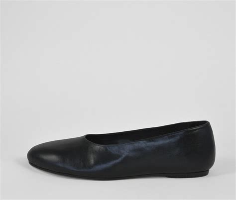 the palatines shoes the palatines shoes adeo high v ballet flat black