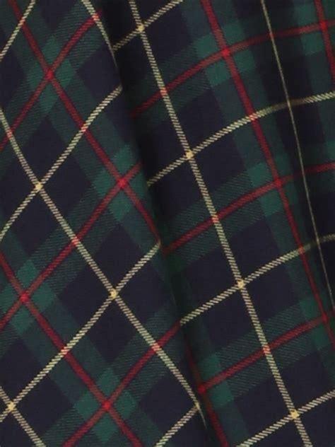 Tartan Navy Green 1950s navy green tartan circle skirt from vivien of holloway
