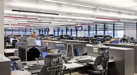 inside the guardian s office fit out at cross