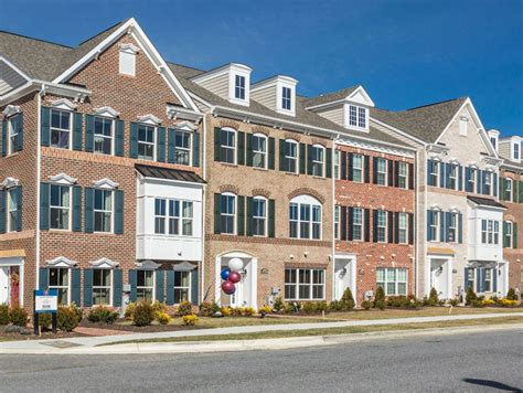beechtree townhomes new home community in marlboro
