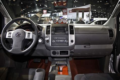 nissan trucks interior next generation nissan pickup teased automobile magazine