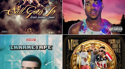 best mixtapes 10 best mixtapes of 2013 rolling