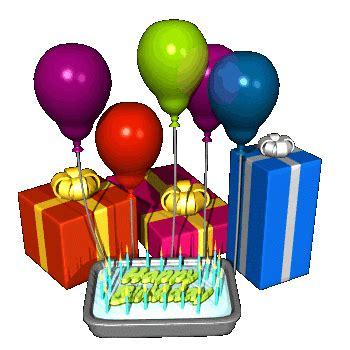Clipart birthday balloons cliparts co
