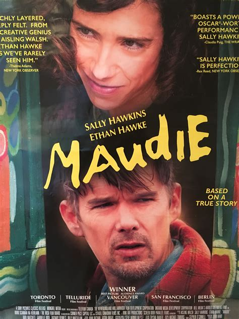 Maudie 2017 Film Maudie May Be The Perfect Movie Martha Hall Kelly