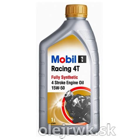 mobil 1 15w50 motocykle sk 250 tre 蝣tvorkolky mobil 1 racing 4t 15w 50