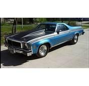 1977 Chevy El Camino Drag Car/ Pro Street  Classic
