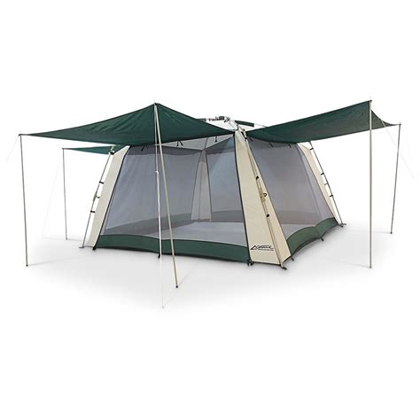 screen room cing 4 awning 11x11 screen house 222932 screens canopies at sportsman s guide