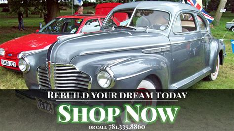 Overhaul Your Image Instantly by Then And Now Automotive