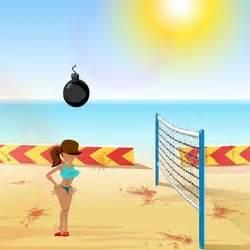 boom volleyball boom boom volleyball klik her og spil