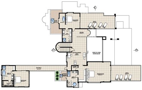 luxury beach house floor plans floor plans the beach house