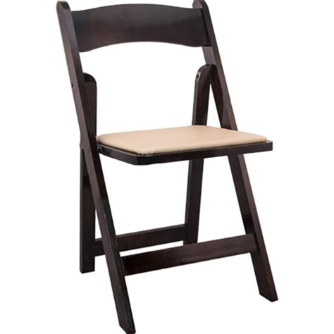 folding chairs for sale cheap fruitwood wood folding wedding chair padded wedding