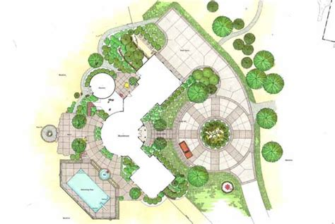 landscape design plans 1000 images about residential landscaping plans on landscape plans landscape