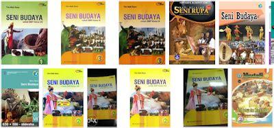 Seni Rupa Jilid 2 Ktsp buku seni budaya kelas 7 8 9 ktsp kurikulum