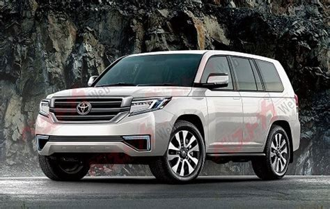 2019 Toyota Land Cruiser 300 Series by 2020 Toyota Land Cruiser 300 Review Price Pros Cons