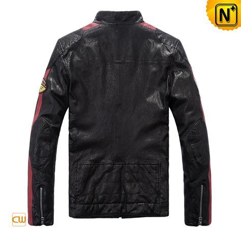 motorcycle jacket design online men s designer black leather motorcycle jackets cw813028