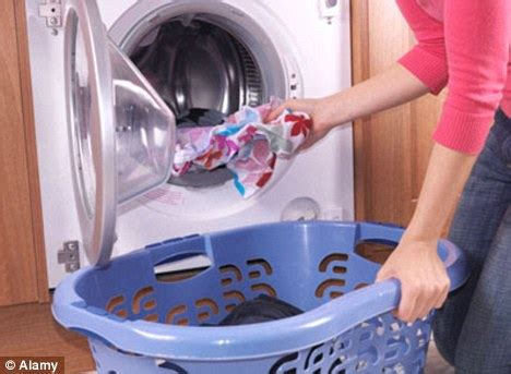wash your clothes to save the planet government tells