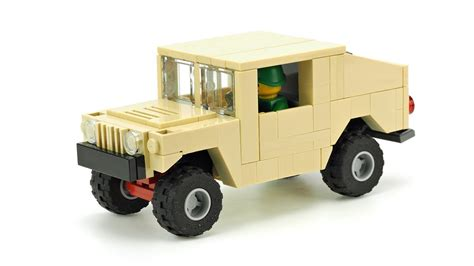 lego humvee tutorial lego army off road vehicle moc building instructions