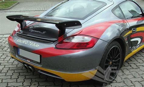 Porsche Cayman Rear Wing by Rear Wing Racing 987 Cayman