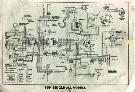 1992 harley davidson wiring diagram 1992 ford wiring