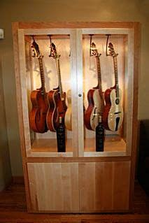 guitar display case plans woodworking projects plans