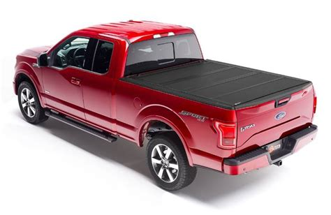 f 150 truck bed cover 2015 2018 ford f 150 raptor hard folding tonneau cover